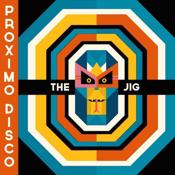 The Jig PROXIMO DISCO klein