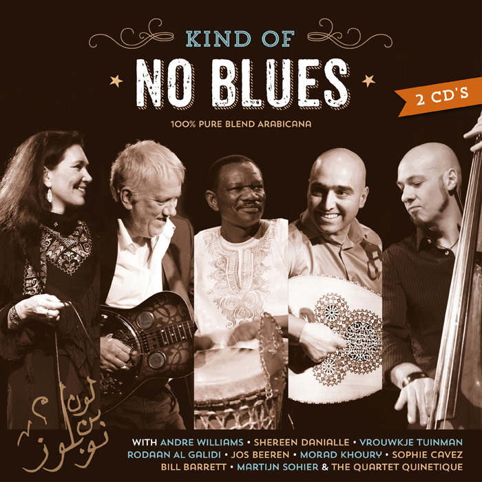 albumcover NO blues