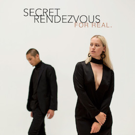 albumcover Secret Rendezvous For Real KLEIN