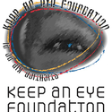 125KEEP an EYE logo klein